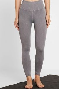 Free People Movement Good Karma grey leggings